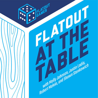 Flatout at the Table: Board Game Design Talk