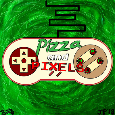 Pizza and Pixels