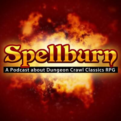 Podcast – Spellburn