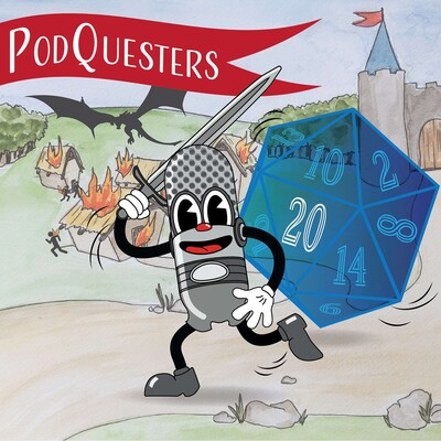 Podquesters: A Dungeons and Dragons Podcast