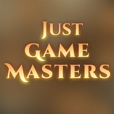 Just Game Masters