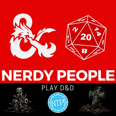 Nerdy People Play D&D