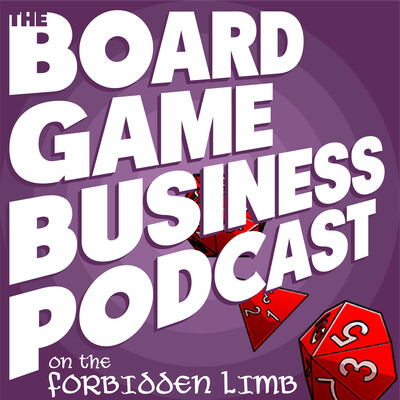 Board Game Business Podcast