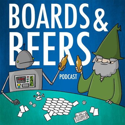 Episodes – Board Games and Beer Podcast