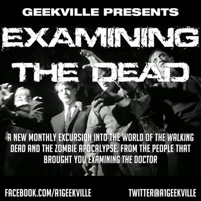 Examining The Dead