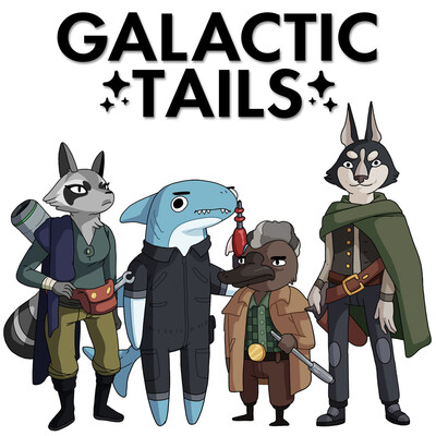 Galactic Tails