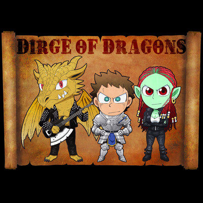 Dirge Of Dragons