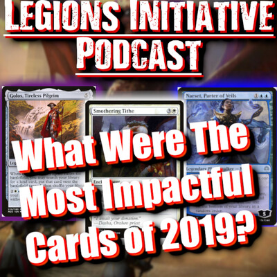 Legion's Initiative Podcast