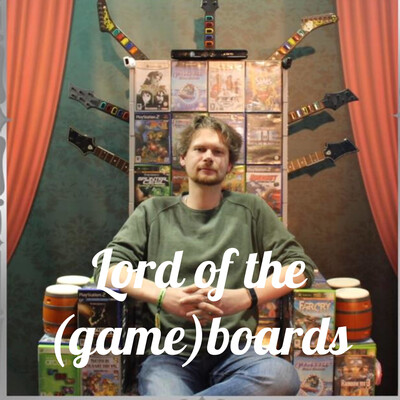 Lord of the (game)boards