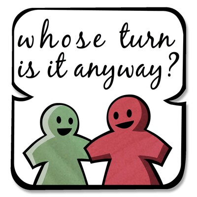 Whose Turn Is It Anyway?