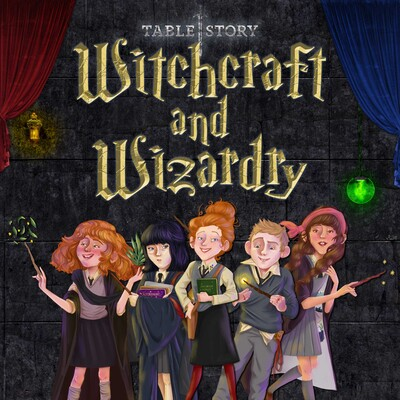 Witchcraft & Wizardry - A Magical Harry Potter TTRPG Adventure