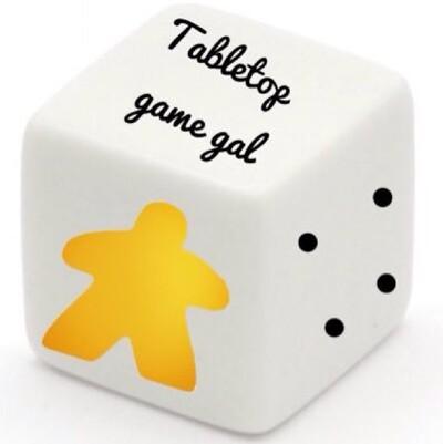 Tabletop Game Gal