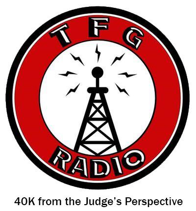TFG Radio - A Warhammer 40k Podcast