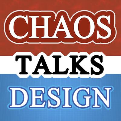 Chaos Talks Design