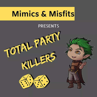 Total Party Killers's podcast