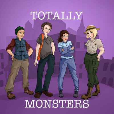 Totally Monsters