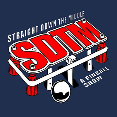Straight Down The Middle: a pinball show