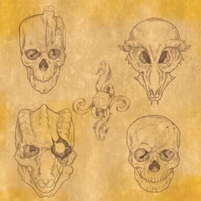 Proficient With Skulls