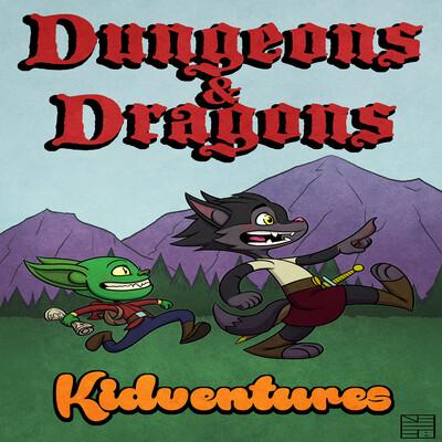 Dungeons & Dragons Kidventures