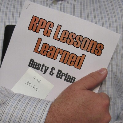 RPG Lessons Learned