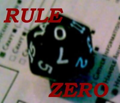 Rule Zero Podcast