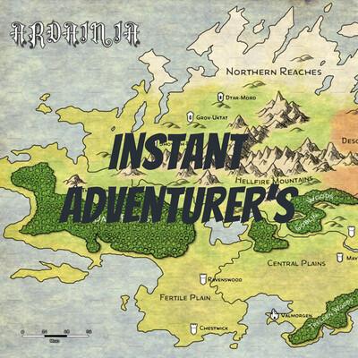 Instant Adventurer's
