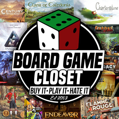 Board Game Closet Podcast