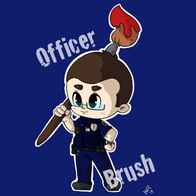 Officer Brush Talks About Stuff