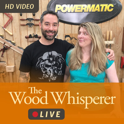 Wood Whisperer Live (HD Video)
