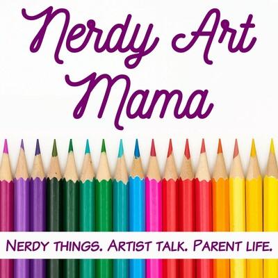 Nerdy Art Mama