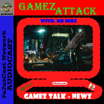 GamezAttack AudioCast