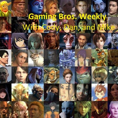 Gaming Bros Weekly's Podcast