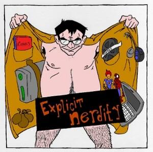 Explicit Nerdity