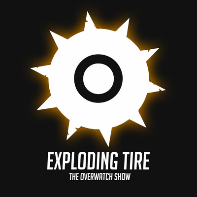 Exploding Tire