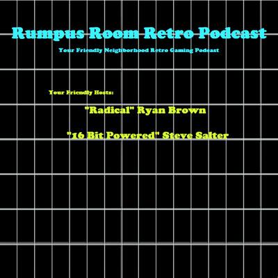 Rumpus Room Podcast