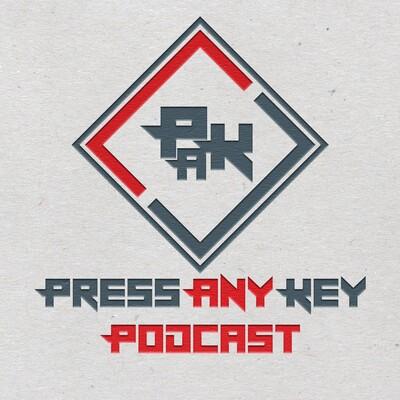 Press Any Key Podcast