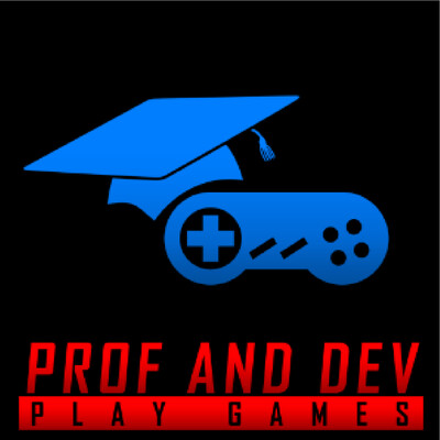Prof and Dev Play Games