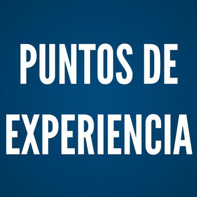 Puntos de Experiencia