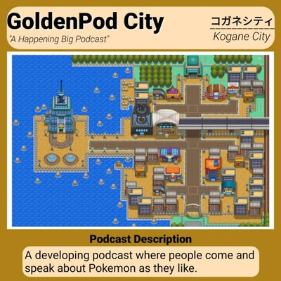 GoldenPod City