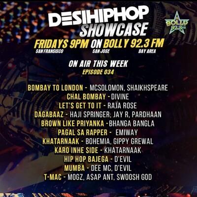 DesiHipHop Podcast
