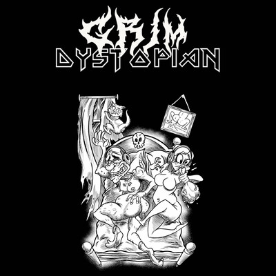 Grim Dystopian: Your Podcast For All That Is Metal