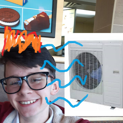 Turn Up the AC 'Cause Zach's Hot
