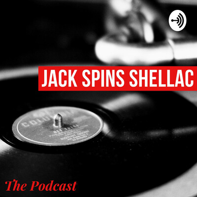 Jack Spins Shellac