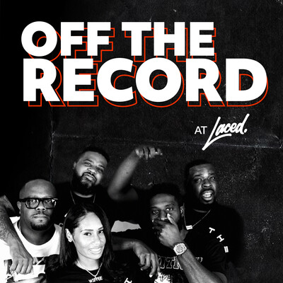 Off The Record At Laced.