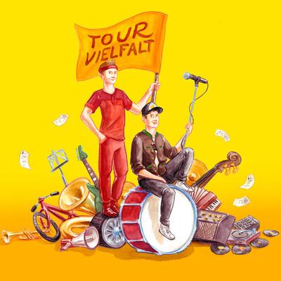 TOUR VIELFALT