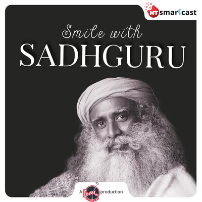 Smile with Sadhguru