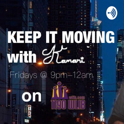 Keep It Moving with KVMVNI