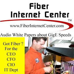 Fiber Internet Center's White Papers without the Paper