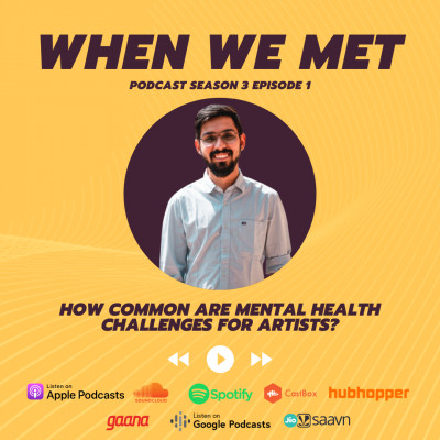 How common are mental health challenges for artists?