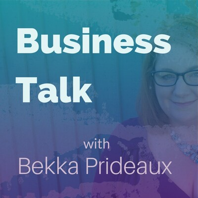 Leighton Buzzard Business Talk with Bekka Prideaux